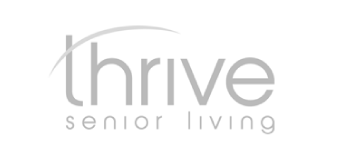 logo for Thrive Senior Living