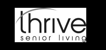 logo for Thrive Senior Living